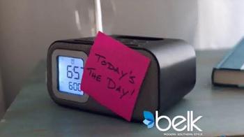 Belk TV Spot, 'Belk Gives on the Go' Song by Elijah Aaron - Thumbnail 1
