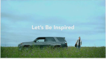 Toyota TV Spot, 'A Simple Question' Featuring Chris Jacobs - Thumbnail 10