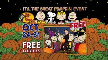Bass Pro Shops Fall Harvest Sale TV Spot, 'The Great Pumpkin Event' - Thumbnail 9