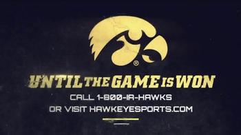 University of Iowa Athletics TV Spot, '2014 Basketball Season Tickets' - Thumbnail 10