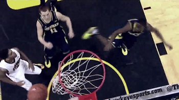 University of Iowa Athletics TV Spot, '2014 Basketball Season Tickets' - Thumbnail 5