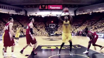 University of Iowa Athletics TV Spot, '2014 Basketball Season Tickets' - Thumbnail 8