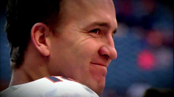 Papa John's TV Spot, 'Congratulations, Peyton' - 5 commercial airings