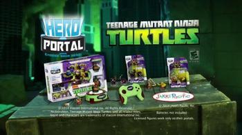 Teenage Mutant Ninja Turtles Hero Portal TV Spot, 'Special Mission' - Thumbnail 9