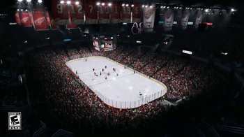 EA Sports NHL 15 TV Spot, 'Face-Off' - Thumbnail 2