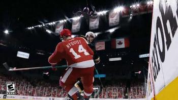 EA Sports NHL 15 TV Spot, 'Face-Off' - Thumbnail 6