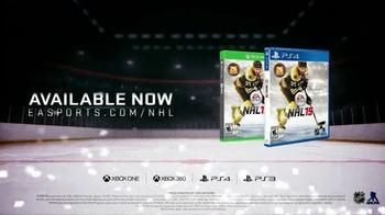 EA Sports NHL 15 TV Spot, 'Face-Off' - Thumbnail 9