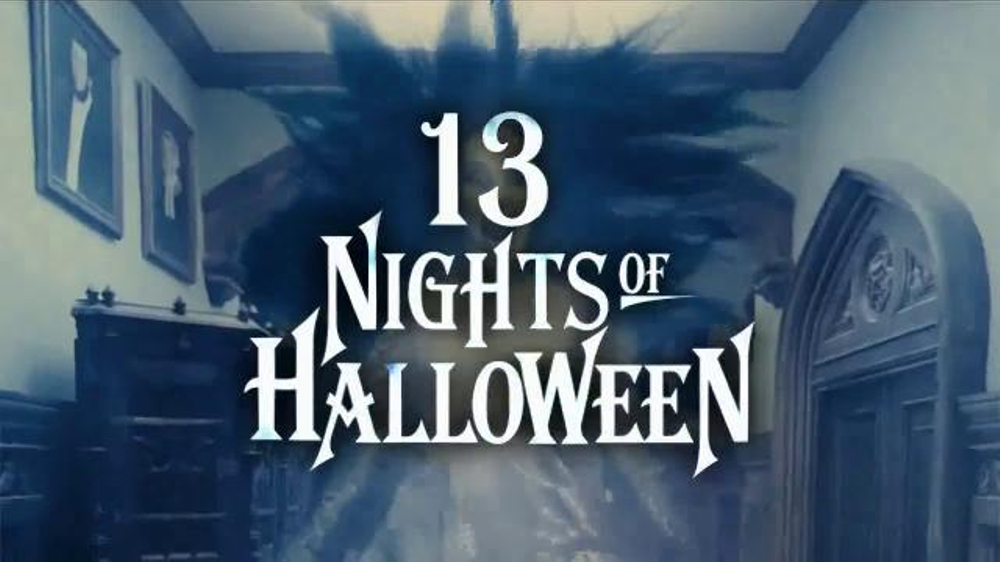 ABC Family Watch App TV Commercial, '13 Nights of Halloween ...