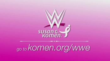Susan G. Komen for the Cure TV Spot, 'WWE' Ft. John Cena - Thumbnail 10