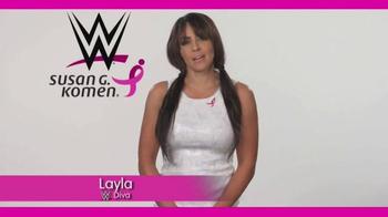 Susan G. Komen for the Cure TV Spot, 'WWE' Ft. John Cena - Thumbnail 4