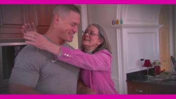 Susan G. Komen for the Cure TV Spot, 'WWE' Ft. John Cena - Thumbnail 7