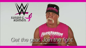 Susan G. Komen for the Cure TV Spot, 'WWE' Ft. John Cena
