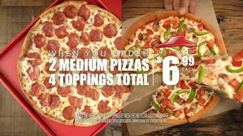 Pizza Hut Pick Your Pairs TV Spot, 'Perfect Combo' - Thumbnail 4