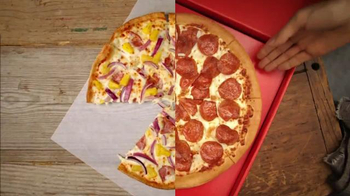 Pizza Hut Pick Your Pairs TV Spot, 'Perfect Combo' - Thumbnail 7