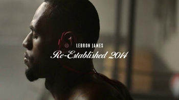 Beats Powerbeats2 Wireless TV Spot, 'Re-Established 2014' Ft. LeBron James