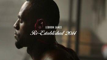 Beats Powerbeats2 Wireless TV Spot, 'Re-Established 2014' Ft. LeBron James