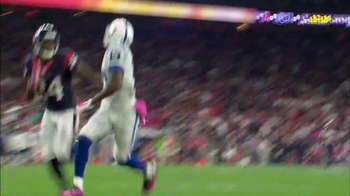 Xbox One NFL Fantasy Football TV Spot, 'Colts vs. Texas' - Thumbnail 5