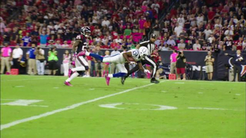 Xbox One NFL Fantasy Football TV Spot, 'Colts vs. Texas' - Thumbnail 7