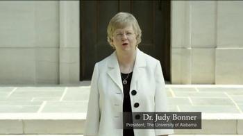 University of Alabama TV Spot, 'Qualities' - Thumbnail 6