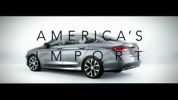 2015 Chrysler 200 TV Spot, 'Japanese Quality' Song by The Roots