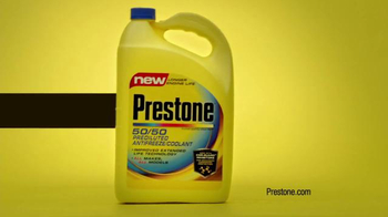 Prestone 50/50 Prediluted Antifreeze Coolant TV Spot, 'Antifreeze is Sexy' - Thumbnail 10