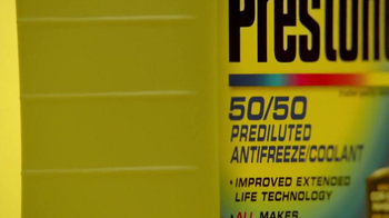 Prestone 50/50 Prediluted Antifreeze Coolant TV Spot, 'Antifreeze is Sexy' - Thumbnail 2
