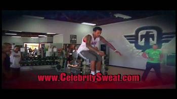 Celebrity Sweat TV Spot - Thumbnail 10