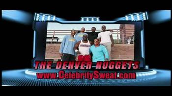 Celebrity Sweat TV Spot - Thumbnail 4