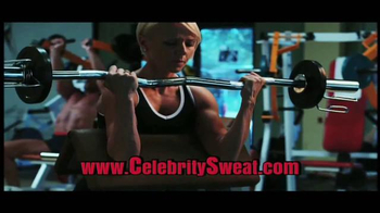 Celebrity Sweat TV Spot - 13 commercial airings