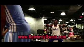 Celebrity Sweat TV Spot - Thumbnail 7