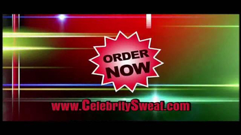 Celebrity Sweat TV Spot - Thumbnail 9