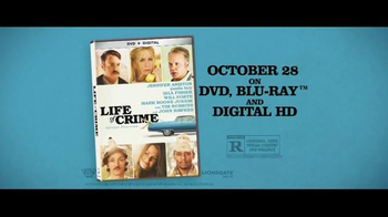 Life of Crime DVD, Blu-ray, and Digital HD TV Spot - 113 commercial airings