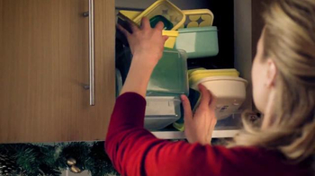 Ziploc Stackable Containers TV Spot, 'Lecciones: Avalancha' [Spanish] - Thumbnail 3