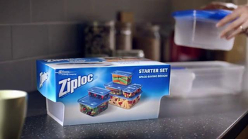 Ziploc Stackable Containers TV Spot, 'Lecciones: Avalancha' [Spanish] - Thumbnail 7