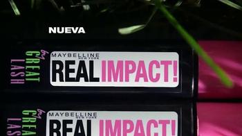Maybelline New York Real Impact TV Spot, 'Volumen Real' [Spanish] - Thumbnail 10