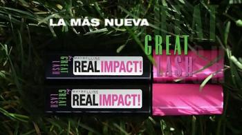 Maybelline New York Real Impact TV Spot, 'Volumen Real' [Spanish] - Thumbnail 3