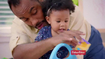 Fisher Price Roller Blocks Playwall TV Spot, 'Slide, Spin, Stack' - Thumbnail 2