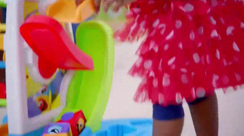 Fisher Price Roller Blocks Playwall TV Spot, 'Slide, Spin, Stack' - Thumbnail 4