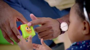 Fisher Price Roller Blocks Playwall TV Spot, 'Slide, Spin, Stack' - Thumbnail 5