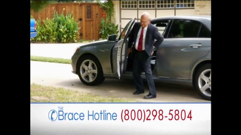 The Brace Hotline TV Spot, 'Severe Back and Knee Pain' - Thumbnail 2