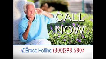 The Brace Hotline TV Spot, 'Severe Back and Knee Pain' - Thumbnail 7