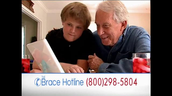 The Brace Hotline TV Spot, 'Severe Back and Knee Pain' - Thumbnail 8
