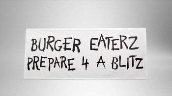 Chick-fil-A TV Spot, 'Burger Blitz' - Thumbnail 1