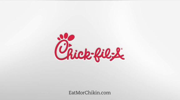 Chick-fil-A TV Spot, 'Burger Blitz' - Thumbnail 10
