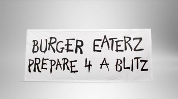 Chick-fil-A TV Spot, 'Burger Blitz' - Thumbnail 4