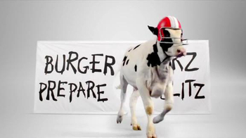 Chick-fil-A TV Spot, 'Burger Blitz' - Thumbnail 6