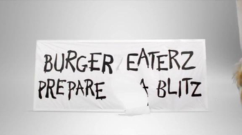 Chick-fil-A TV Spot, 'Burger Blitz' - Thumbnail 8