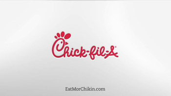 Chick-fil-A TV Spot, 'Burger Blitz' - Thumbnail 9