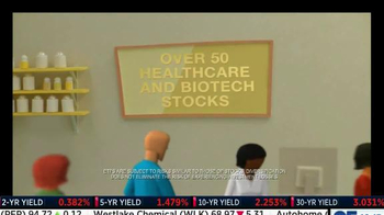 Select Sector SPDRs TV Spot, 'Healthcare Stocks' - Thumbnail 4