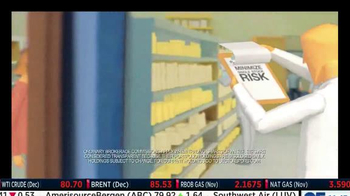 Select Sector SPDRs TV Spot, 'Healthcare Stocks' - Thumbnail 6